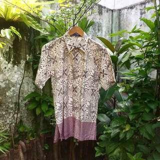 Batik Mauve