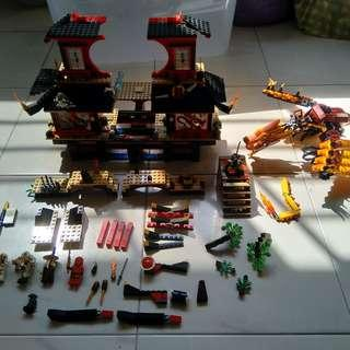 LEGO FIRE TEMPLE