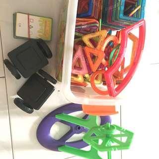 Magnetic Children toys