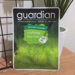 Guardian Purifying Tea Tree Facial Mask