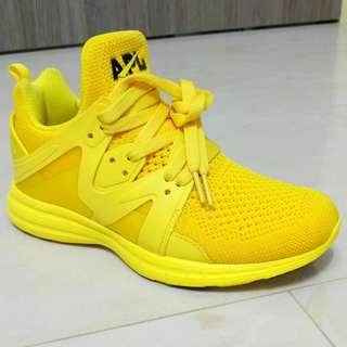 Athletic Propulsion Labs APL USA Yellow Shoes US 5 UK 2.5 EUR 35 CM 21.5