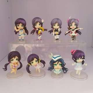 ($ for all) LoveLive! Nozomi Tojo Petit Figures