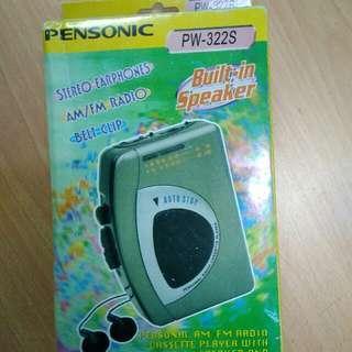 Pensonic walkman pw-322s