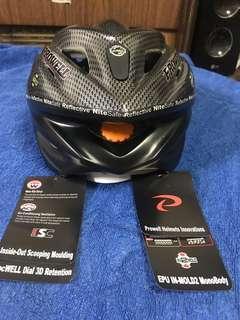 Prowell night bicycle helmet