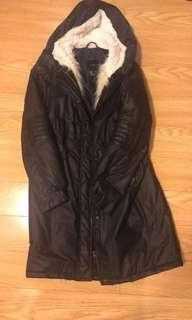 Forever 21 Long Winter Coat Size (S)