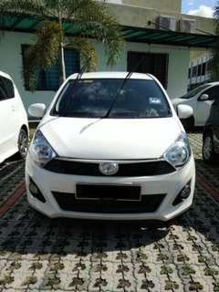 Cheap Axia for Rent!