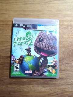 PS3 Little Planet 2 Games