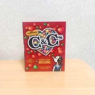 Moschino CHEAP & CHIC 女士香水