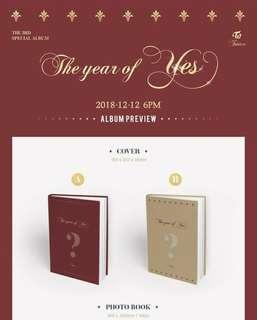 Twice The 3rd Special Album: The Year Of Yes