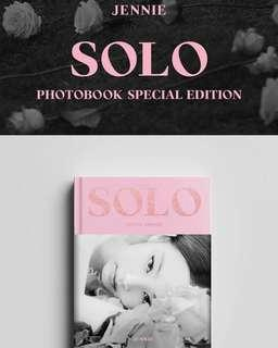 Jennie Solo Photobook Special Edition