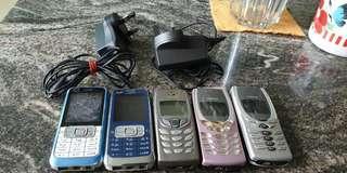 Old Nokia handphone