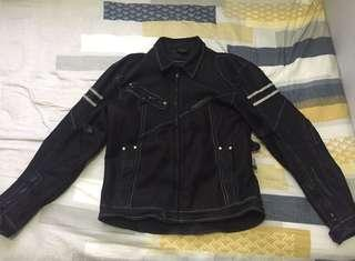 Komine Denim Riding Jacket