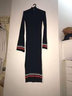 MONKI Long Dress