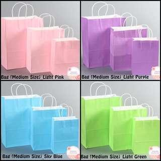 Goodie Bag / Kraft Paper Bag