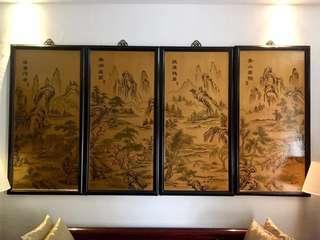 Grand 4 Seasons Panels