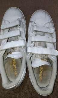 🚚 不議價,ADIDAS,Stan Smith紀念休閒鞋,US 10號,隨便賣