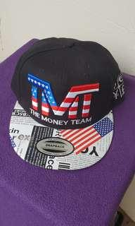 TMT The money team hat