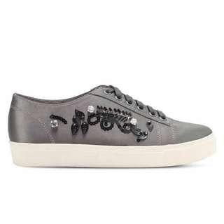 BN Embellished Sneakers (Grey)