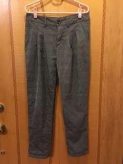 韓國貨 格仔褲,Free size,沒有任何破爛和汚漬。注意:可以先入數之後順豐到付