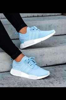 Adidas NMD R1 Primeknit Ice Blue #next30