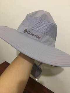 全新columbia遮陽帽