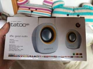Sony Tattoo 101 Speaker #next30