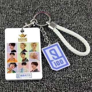 BN NINE PERCENT Card holder