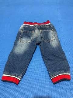🚚 二手牛仔褲男童5號