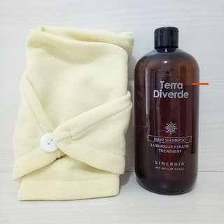 Terra Diverde Shampoo / Sinergia Shampoo / Ilvasto