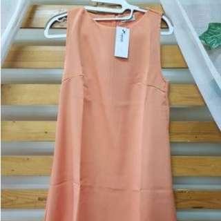 Sumbangin - Dress Orange