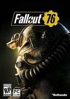 Fallout 76 Game Code