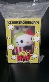 McDonald's Hello Kitty - KEROKEROKEROPPI (in original wrapper)