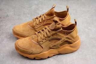 🚚 Nike Air Huarache Run Ultra 小麥色跑步鞋 829669-700 男女鞋