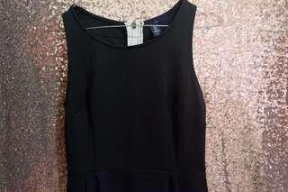 black dresses ( tanktop)