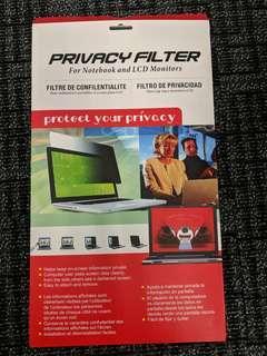 23 inch privacy filter anti glare