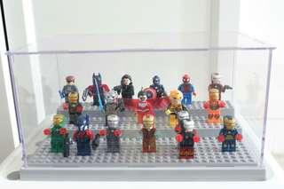 Lego Character include case