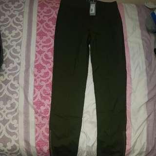 Sheike Olive Pants