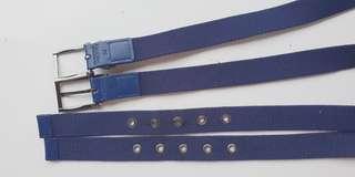 2 Politx Men's belts size 36