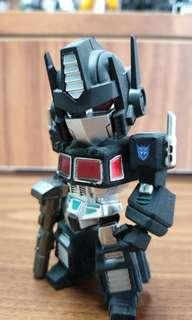 Kidslogic Transformer Nemesis Prime Small