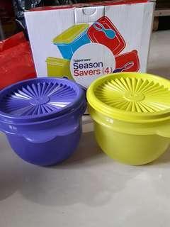 Tuppi bowl set