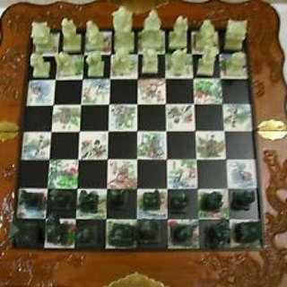 Eight Fairies Chess and Board