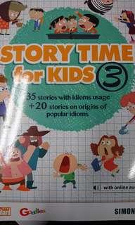 Story Time for Kids 3