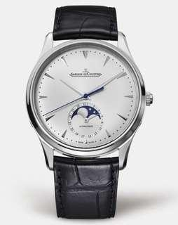 JAEGER LECOULTRE Master Ultra Thin Moon 39mm 積家