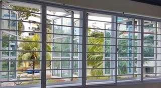 Aluminium Window And Grille @97108558
