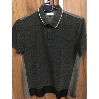 G2000 mens gray polo shirt L SRP P1,580