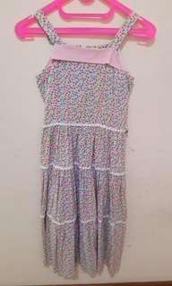 Dress Bunga Flower