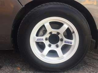 Rota16'holes with tires235/60