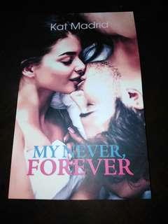 My Never, Forever by Kat Madrid