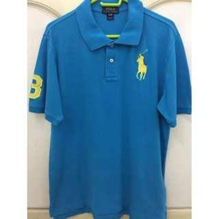 Polo Ralph Lauren RL LEGIT big pony polo shirt SRP P4,500