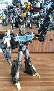 Transformers First Edition Dark Guard Optimus Prime